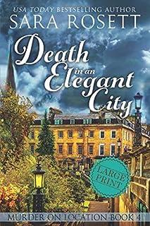 Death in an Elegant City (Murder on Location)