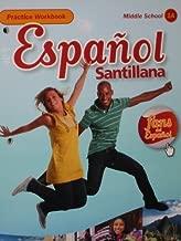 Espa�ol Santillana Practice Workbook Level 1A
