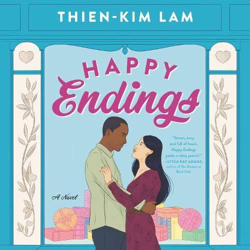 Happy Endings Audiobook By Thien-Kim Lam cover art