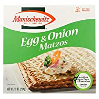Manischewitz マニスマツ卵Nオニオン - 10オンス - ケースにつき12。