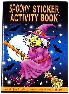 Best spooky sticker activity book Reviews