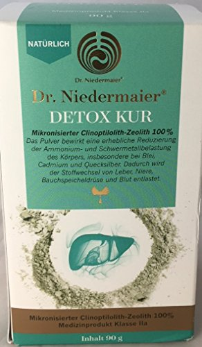 Regulatpro Dr. Niedermaier DETOX KUR, 1er Pack(1 x 90 g)