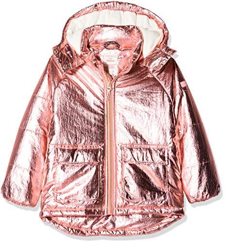 ESPRIT KIDS Mädchen RM4205309 Jacke, Rosa (Copper Rose 302), (Herstellergröße:92+)