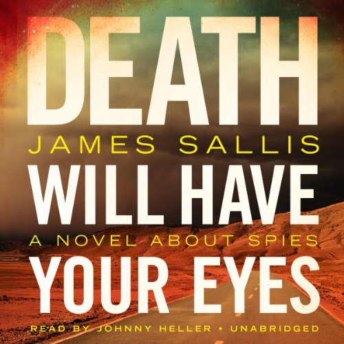 Death Will Have Your Eyes audiobook cover art