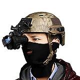 BOBLOV Infrarrojos Night Vision Monoculares PVS-14 Digital IR Illumination For Helmet