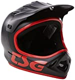 TSG Staten Solid Color - Casco para Ciclismo, Color Negro, Talla XL
