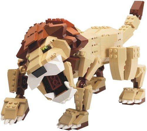 LEGO Designer 4884 - Wilde Tiere