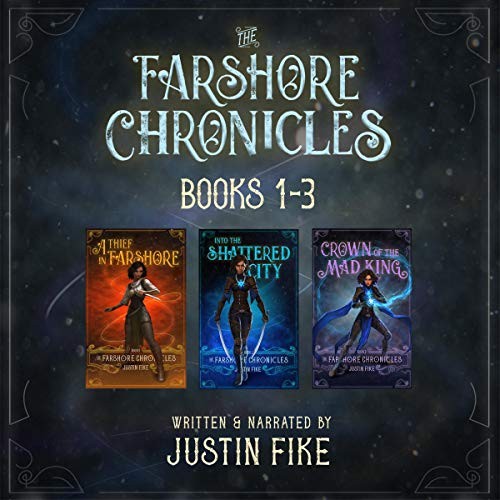 Couverture de Farshore Chronicles Box Set: Books 1-3