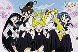 Close Up Sailor Moon Poster (102cm x 70cm)