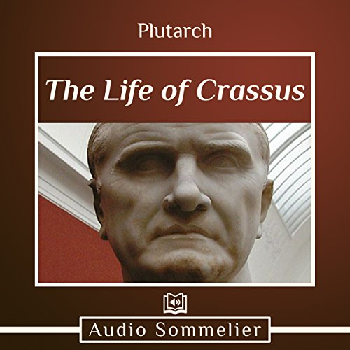 The Life of Crassus copertina