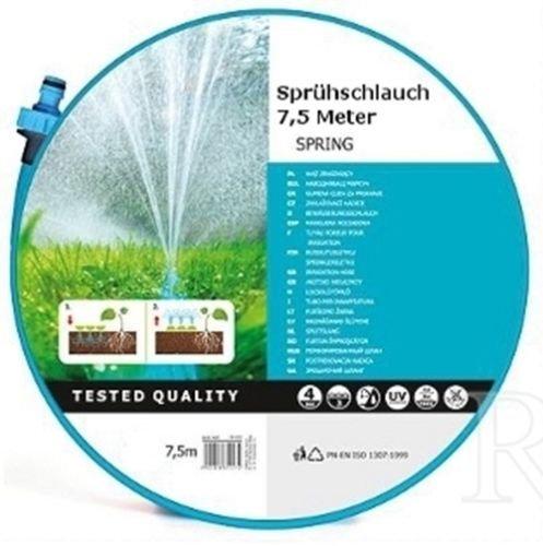 Sprühschlauch Gartenschlauch 3-Kanal Bewässerungsschlauch Wasserschlauch 7,5m oder 15m von rg-vertrieb (7,5m)