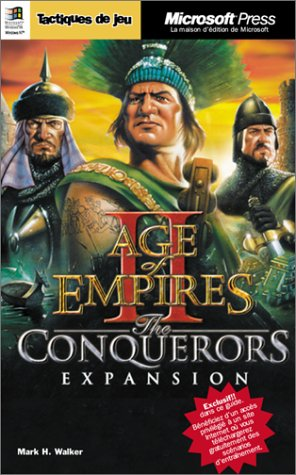 Age of Empires Tome 2 : The Conquerors Expansion (Tactique de Jeu)