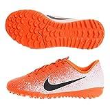 Nike Jr Vapor 12 Academy GS Tf, Scarpe da Calcetto Indoor...