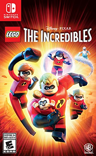 LEGO Les Indestructibles Nintendo Switch - 0