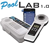 well2wellness® Elektronischer Pool Wassertester PoolLab 1.0