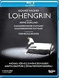 Wagner, R.: Lohengrin [Opera] (Staatsoper Stuttgart, 2018) [Blu-ray]