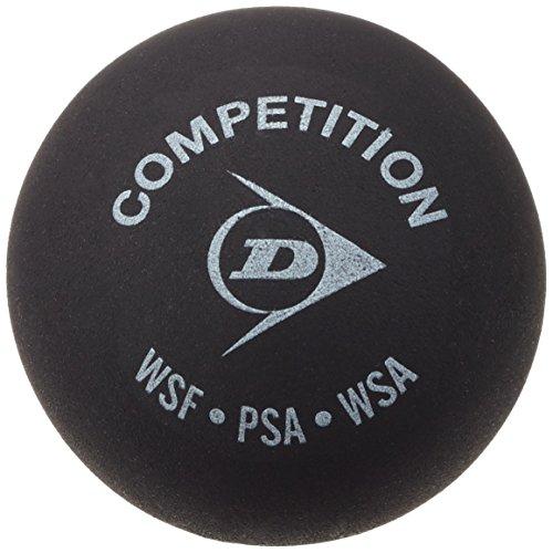 Dunlop Squashball, schwarz