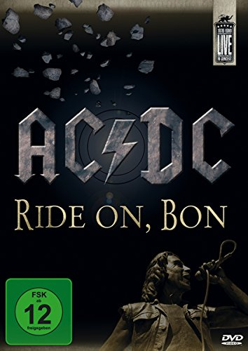 AC/DC - Ride On, Bon - Live in Concert [Alemania] [DVD]