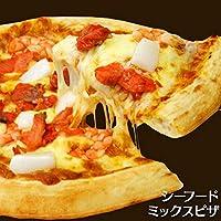 シーフードミックスピザ