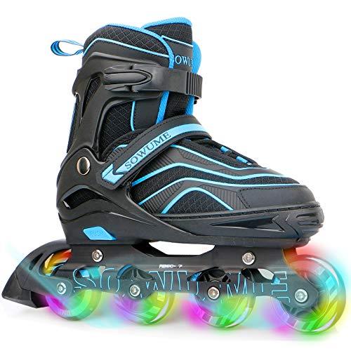 Sowume Adjustable Roller Blades Skates...