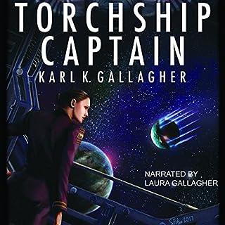 Torchship Captain audiobook cover art