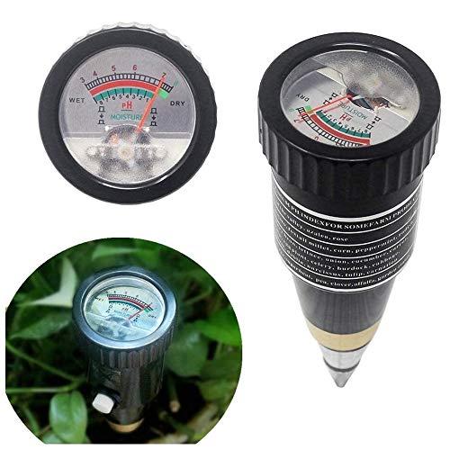 Floor Tester pH-waarde vocht hygrometer dial Draagbare hoge nauwkeurigheid vochtsensor PH Instrument