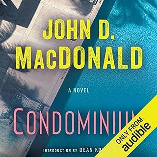 Condominium audiobook cover art
