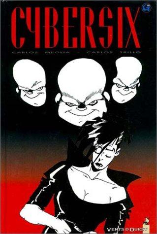 Cybersix, tome 10