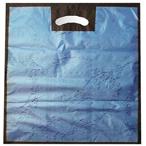 Grif Flo chtragetasche máxima de 250unidades. 55x 60x 5cm Azul/Negro 35mµ