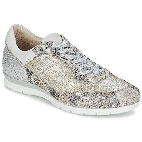 MJUS FORCE Sneakers dames Slang/Zilver Lage sneakers