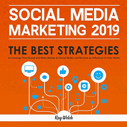 Couverture de Social Media Marketing 2019