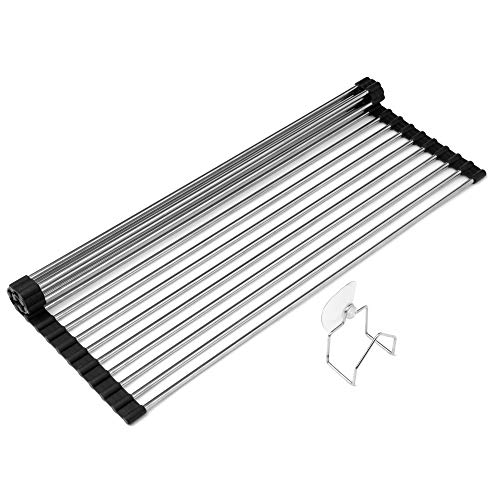 OVATA Over the Sink Dish Drying Rack Drainer (20.5 X 13...