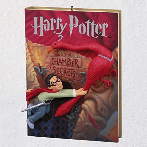 Hallmark -Chamber of Secrets Christmas ORNAMENT-2019