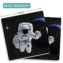 Akros-AKRP1-Maxi-Memory-Universe-Juegos-de-Aprendizaje-Multicolor-INTERDIDAK-SL-AKROS20405