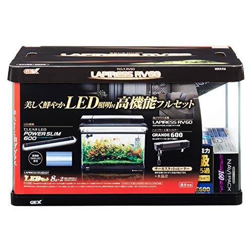 ジェックス『ラピレスRV60GT LEDセット』