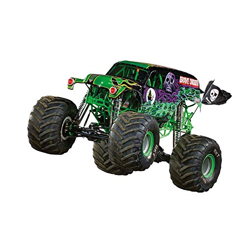 FATHEAD Grave Digger-Huge Officially Licensed Monster Jam Removable Wall Decal