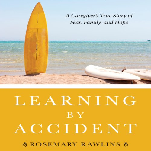 Learning by Accident audiobook cover art