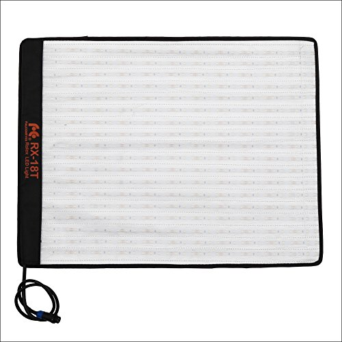 Falcon Eyes RX-18T Studio Ligh Flexible led Panel Waterproof tvideo Light for Film Advertisement Shooting Photography Lighting …