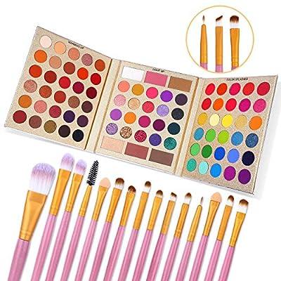 UCANBE Pro Eyeshadow Palette
