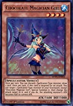 Yu-Gi-Oh! - Chocolate Magician Girl (MVP1-EN052) - The Dark Side of Dimensions Movie Pack - 1st Edition - Ultra Rare