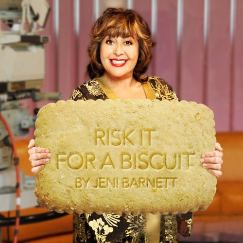 Risk It for a Biscuit audiobook cover art