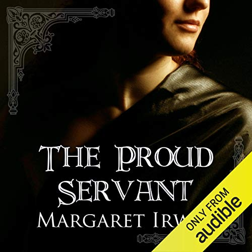 The Proud Servant audiobook cover art