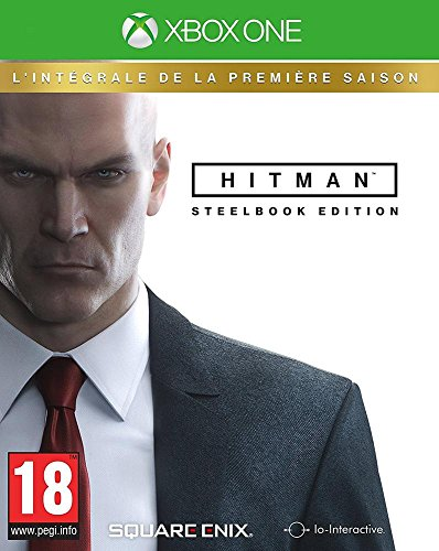 Hitman The Complete First Season Steelbook - Xbox One [video game]