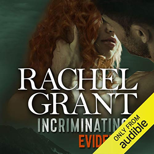 Incriminating Evidence audiobook cover art