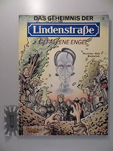 Das Geheimnis der Lindenstraße 2: Gefallene Engel (Comic)