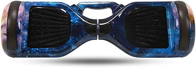 """Yd&h Hoverboard, 6.5"""" Self Balancing Electric Scooter, LED Lights, Gift for Kid, Teenager and Adult"""