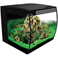 Fluval FLEX 15-Gallon Aquarium Kit (Black)