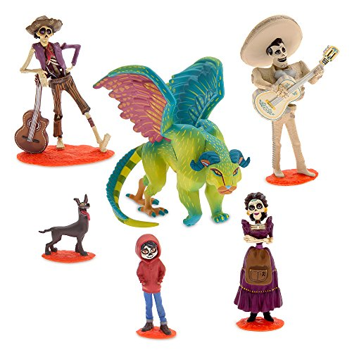Disney Coco Figure Play Set