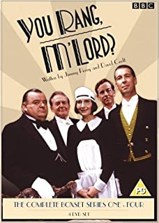 You Rang, M'Lord? - The Complete Series One - Four 1998