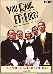 You Rang, M'Lord? on DVD